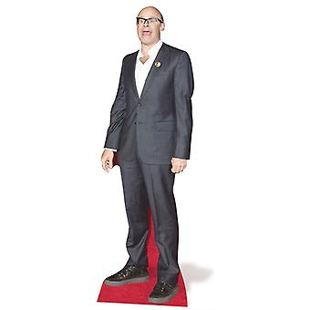 Harry Hill Life-sized kartong släppandet