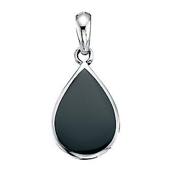 925 Silver Onyx Necklace