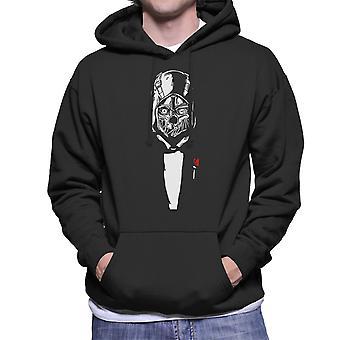 The Dishonored One Corvo Attano Godfather Men's Hooded Sweatshirt