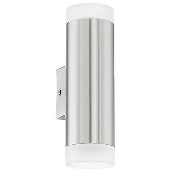Eglo Riga Outdoor Up Down Wall Light