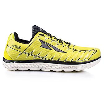 Altra The One V3 Mens Shoes Yellow
