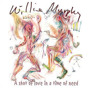 Willie Murphy - skudt af kærlighed i en tid af har brug for [CD] USA import