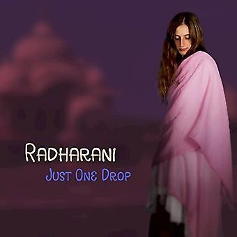 Radharani - bare én Drop [CD] USA importerer