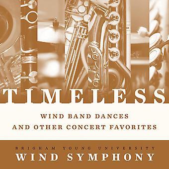 BYU Wind Symphony - tidløs - vind bandet danse & andre koncert [CD] USA importerer