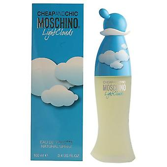 Moschino Cheap Chic Light Clouds Eau de Toilette (Woman , Perfume , Women´s Perfumes)