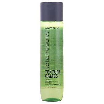 Matrix Total Results Texture Games Shampoo 300 ml (Hair care , Shampoos)