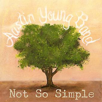 Austin Young - ikke så simpel [CD] USA import