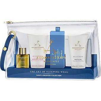 Aromatherapy Associates Sleep & Recover Collection