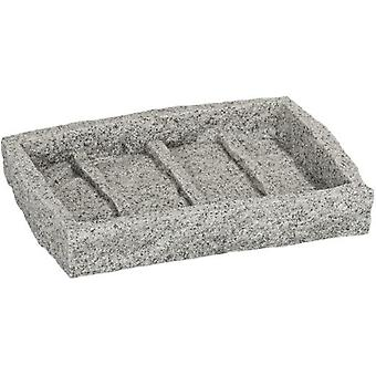Wenko soap dish granite (Bathroom accessories , Soap dish and dispensers)