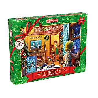 Christmas 1000 Piece 2017 Jigsaw Puzzle Waddingtons Number 1