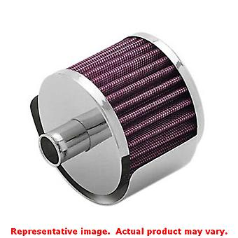 K&N Universal Filter - Crankcase Vent Filters 62-1560 None Fits:UNIVERSAL 0 - 0