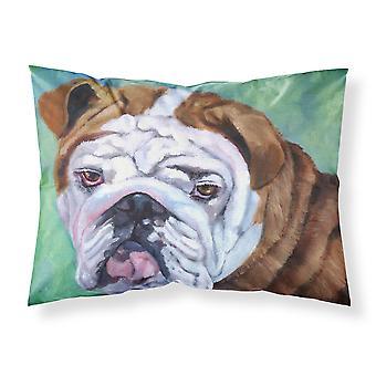 Almirante el Bulldog Inglés tela funda de almohada estándar