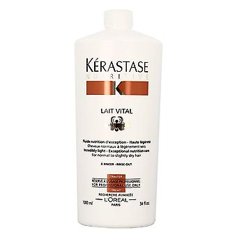 Kérastase Lait Vital Conitioner cabello 1000ml