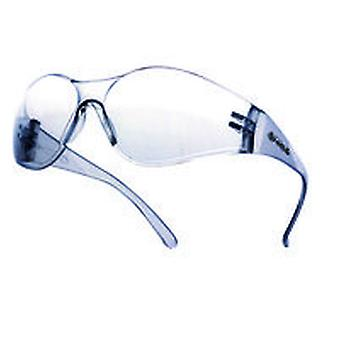 BANCI BOLLE BANDIDO GLASSES CLEAR PC ANTI-SCRATCH & FOG LENS TEMPLES FREE CORD