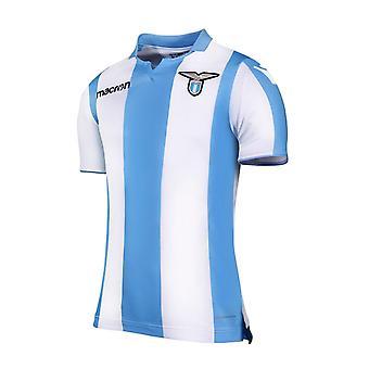 2017-2018 Lazio Authentic Away Football Shirt (Kids)