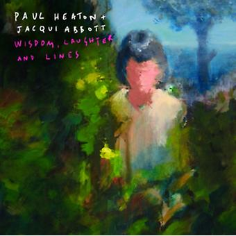 Wisdom Laughter & Lines by Paul Heaton