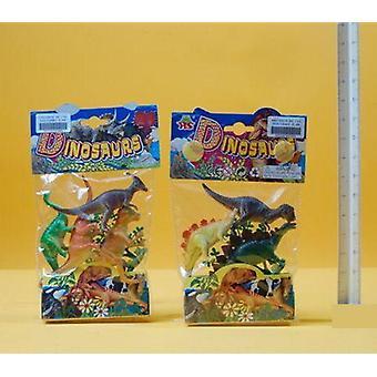 Dinosaur Play Set - Set Of 2 Packs