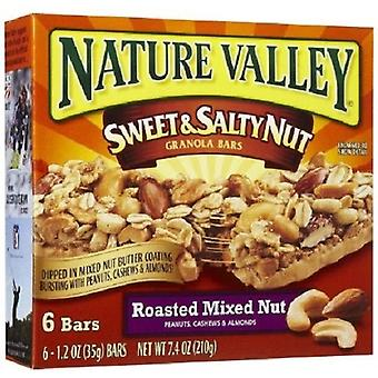 Nature Valley Sweet & Salty Nut Roasted Mixed Nut 2 Box Pack