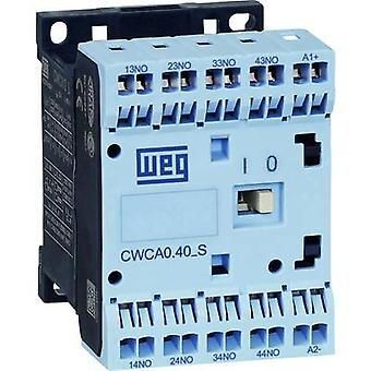 Contactor 1 pc(s) CWCA0-04-00D24S WEG 4 breakers