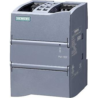 Rail mounted PSU (DIN) Siemens SIMATIC PM 1207 24 V/2,5 A 24 Vdc 2.5 A 60 W 2 x