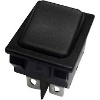 Toggle switch 250 Vac 10 A 2 x On/Off/On SCI R13-1