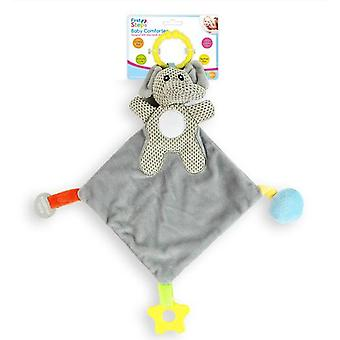 Frist Steps Baby Comforter Doudou