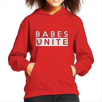 Babes forene barneklubb Hettegenser