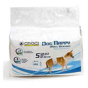 Nayeco Diapers male dogs Dog Nappy M (Dogs , Training Aids , Behaviour)