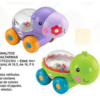 Fisher-Price Animal Bouncy Balls Assortments