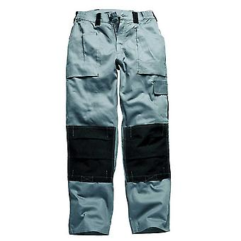 Dickies Mens Grafted Knee Pad Pouches Duo-Tone Trouser