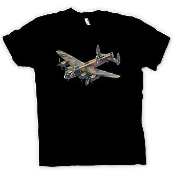Herre T-shirt-Fighter fly bombefly Camouflage