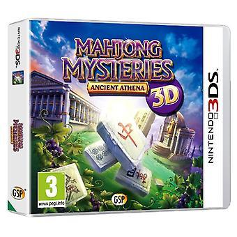 Mahjong Mysteries Ancient Athena (Nintendo 3DS)