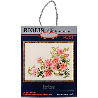 Sweet Flavor Counted Cross Stitch Kit-19.75