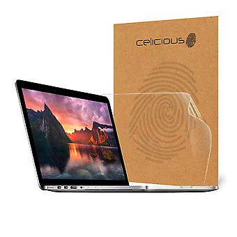 Celicious Impact Anti-Shock Shatterproof Screen Protector Film Compatible with Apple Macbook Pro 15 A1398 (2015)