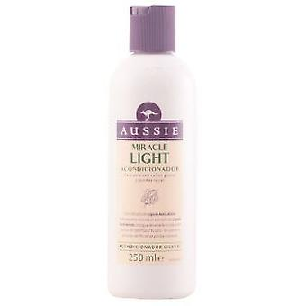 Aussie Miracle conditioner purifying light