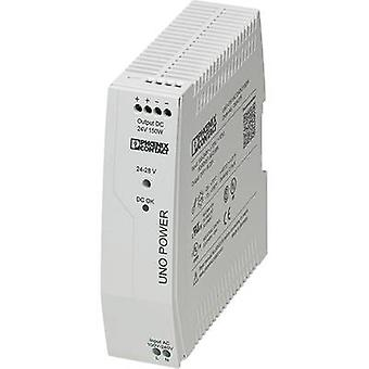 Rail mounted PSU (DIN) Phoenix Contact UNO-PS/1AC/24DC/240W 24 Vdc 10 A 240 W 1 x