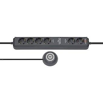 Brennenstuhl 1159560516 Socket strip (+ switch) Anthracite PG connector