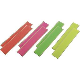 Krok og loop tape (L x B) 150 x 25 mm Reely
