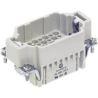 Harting 09 16 042 3001 Han® 42DD-F-c Industrial Plug Connector Han DD Series - Inserts