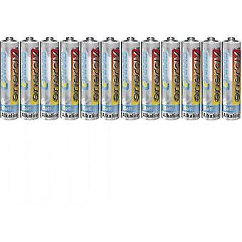 AAA battery Alkali-manganese Conrad energy LR03 1