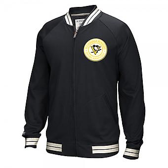 CCM full Zip Jacket Pittsburgh Penguins