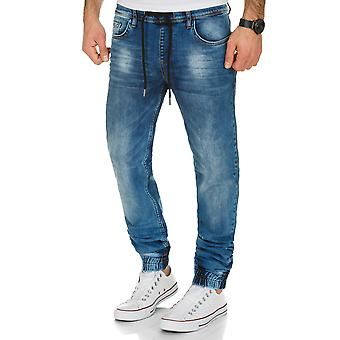 L.A.B Jogg 1928 men's jeans pants blue