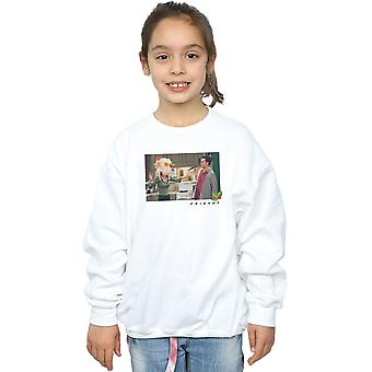 Friends Girls Turkey Head Sweatshirt