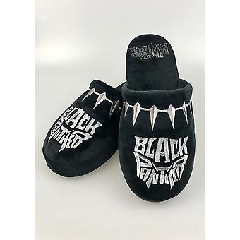 Official Marvel Black Panther Slippers