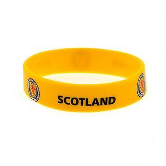 Schottland F.A. Silikon Armband