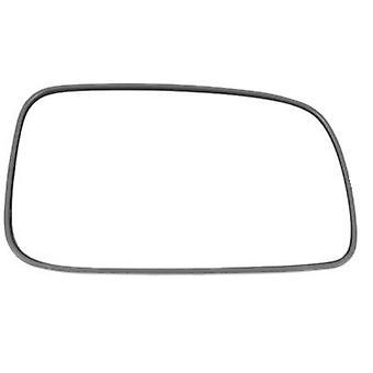 Rechts Stick-On spiegelglas voor Toyota COROLLA Verso 2004-2009