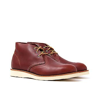Red Wing Red Chukka Boots