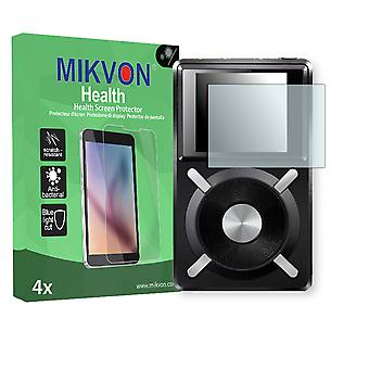 Fiio X5 Screen Protector - Mikvon Health (Retail Package with accessories)