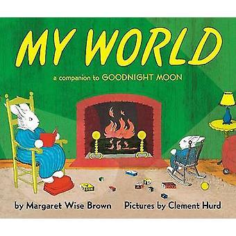 Min verden af Margaret kloge Brown - Clement Hurd - 9780694008629 bog