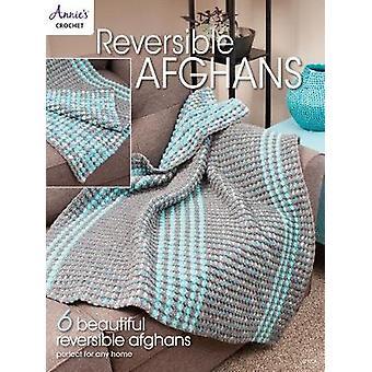 Reversible Afghans - 6 Beautiful Reversible Afghans - 9781590128763 Bo